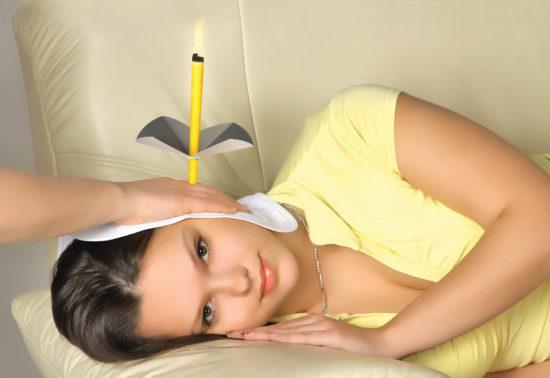 Ушные свечи для удаления пробок и чистки ушей