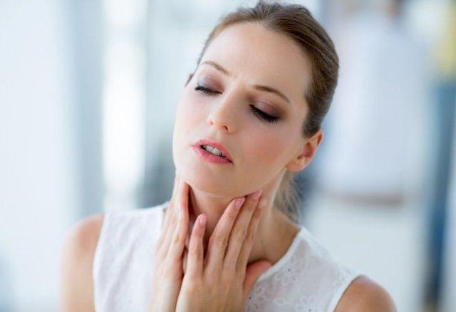 УЗИ горла и гортани - методика и что показывает