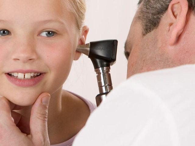Средний отит у ребенка – острое воспаление уха у детей