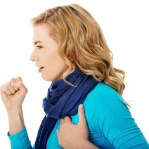 Приступообразный сухой кашель у взрослых – причины и лечение