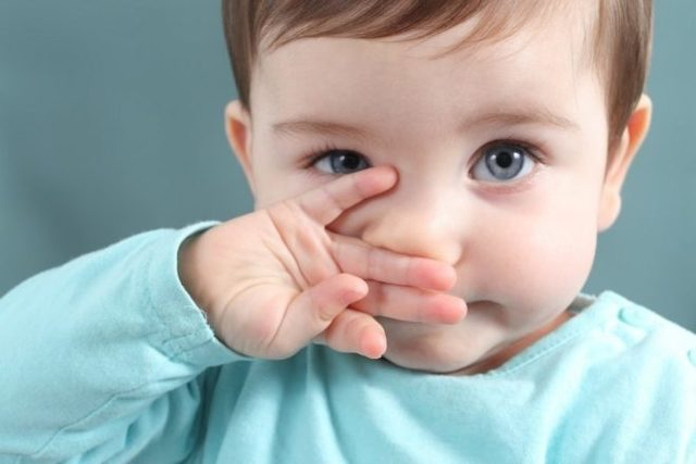Желтые сопли у ребенка – причины и лечение