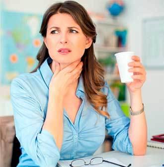 Катаральная ангина – симптомы и лечение у взрослых