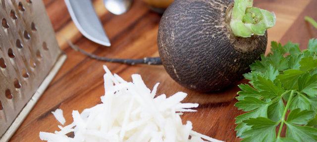 Редька от кашля – рецепт как приготовить