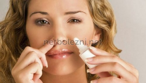 Спреи для носа от насморка – какие лучше